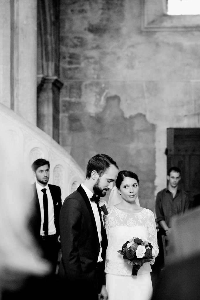 Marie and Xavier - Wedding France