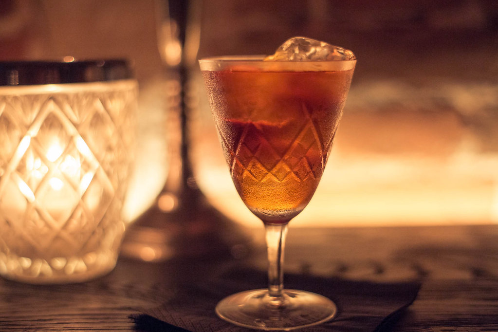 Hortense Cocktail Bar (Brussels - Belgium)