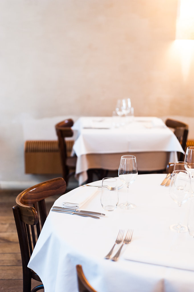 Notos Restaurant (Brussels - Belgium)