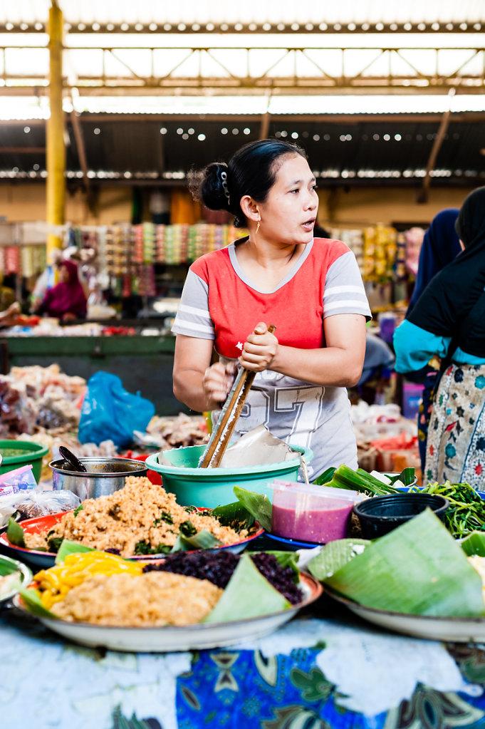 Market (Lombok - Indonesia)