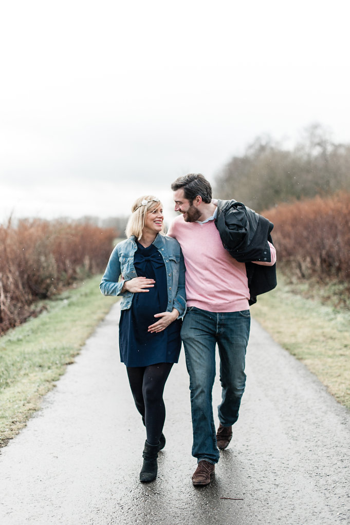 Diane & Xavier Pregnancy / Belgium