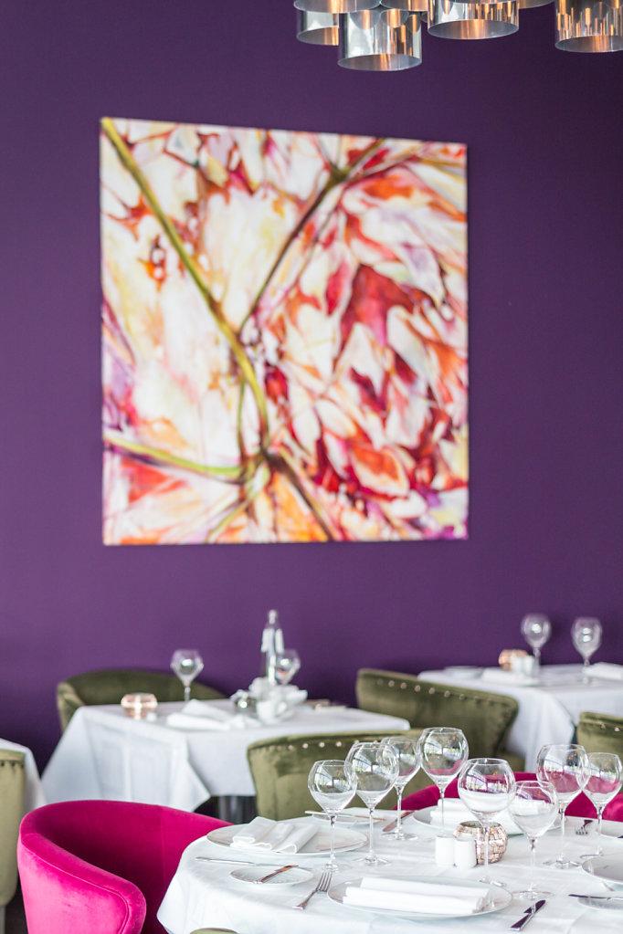 Brugmann Restaurant (Brussels - Belgium)