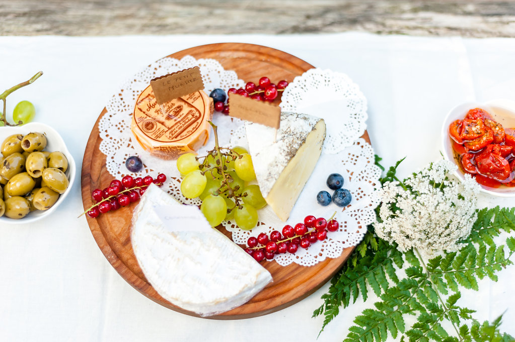 Cheese and Wine Sauvages Brand / Belgium
