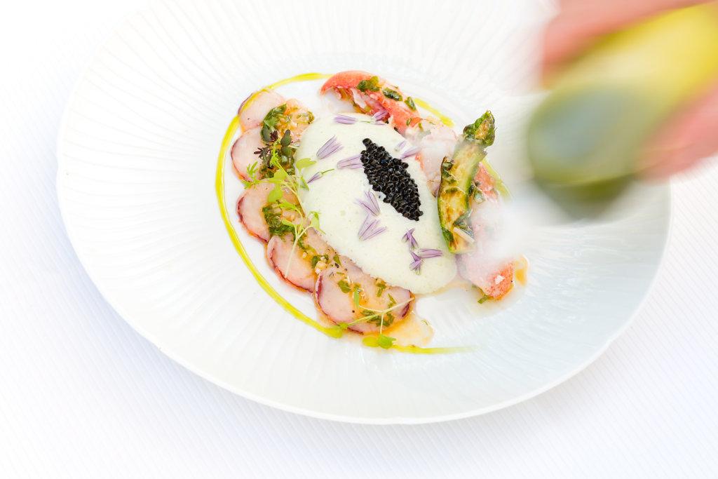 Bon Bon Restaurant / 2 Michelin Stars / Belgium