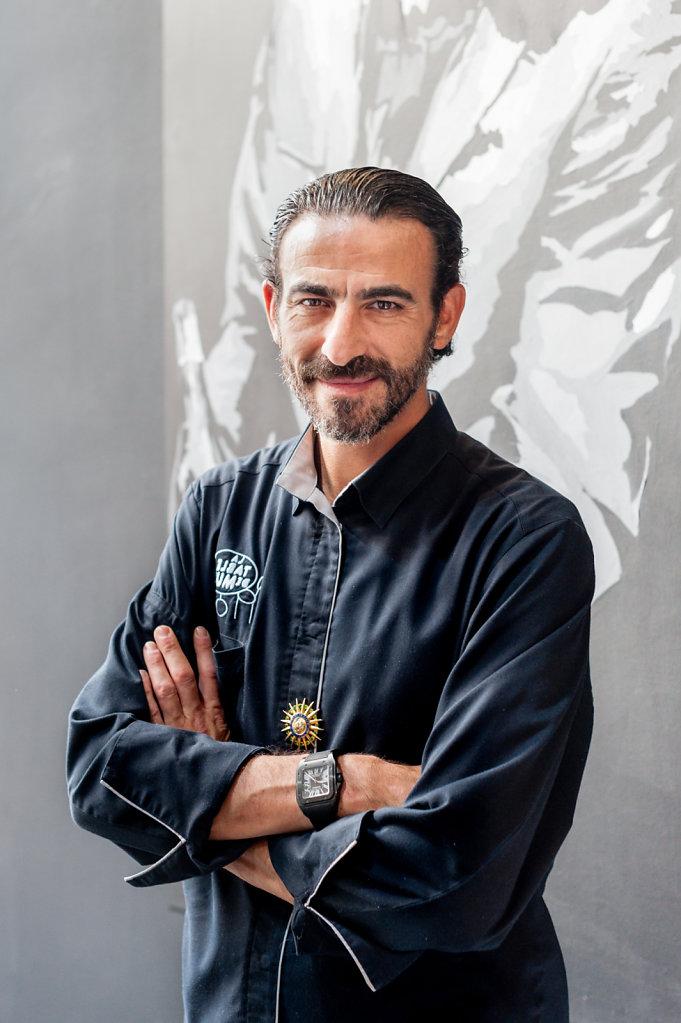 Maitre d'hôtel  Mustafa Duran (Brussels - Belgium)