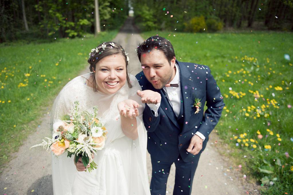 Sophie & Michel Wedding / Belgium