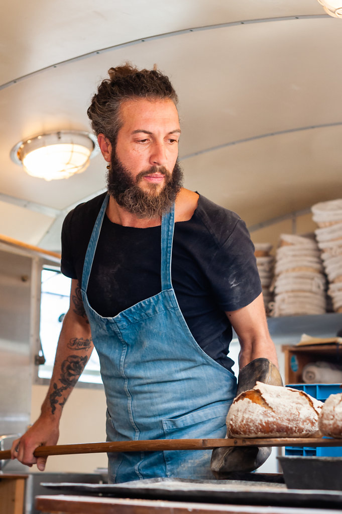 Romain Bouchard / Pain Dans La Gueule Bakery / Belgium