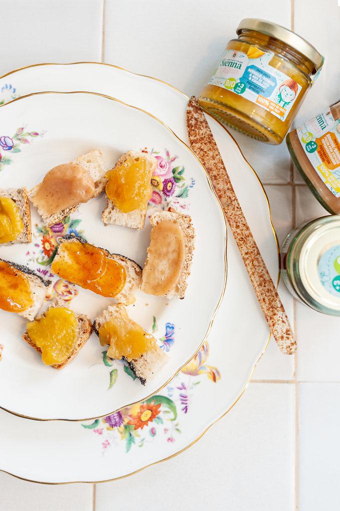 Baby Food / Sienna & Friends Brand / Belgium